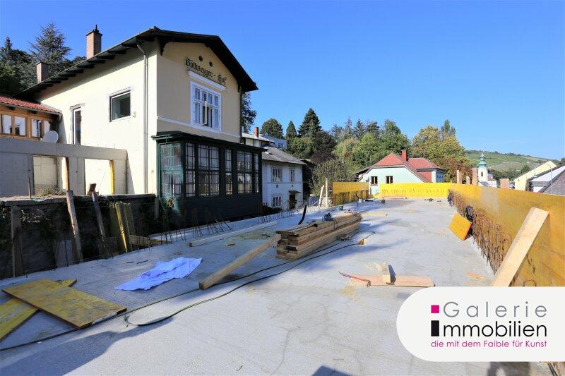 Bezaubernde Dachgeschoßwohnung mit Terrasse und Ausblick Objekt_35286