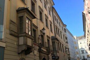 Büro, Praxis oder Geschäftslokal in der Linzer Altstadt! Adaptierung durch den Eigentümer mit Einbringung eigener Bedürfnisse!
