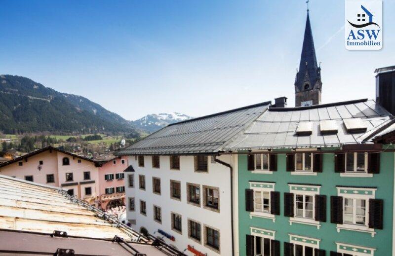 Exklusive 4-Zimmer Dachgeschoßwohnung im Kitzbüheler Zentrum /  / 6370Kitzbühel / Bild 7