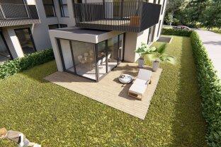 PROVISIONSFREIER NEUBAU ! 5- Zimmer Gartenwohnung