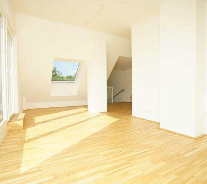 Tür an Tür mit einem Stück Natur - DG Terrassenwohnung - provisionsfrei