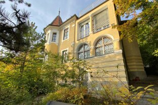 Grossbürgerliche traditionsreiche Villa in Baden bei Wien / Upper middle class traditional villa in one of the most beautiful areas of Baden