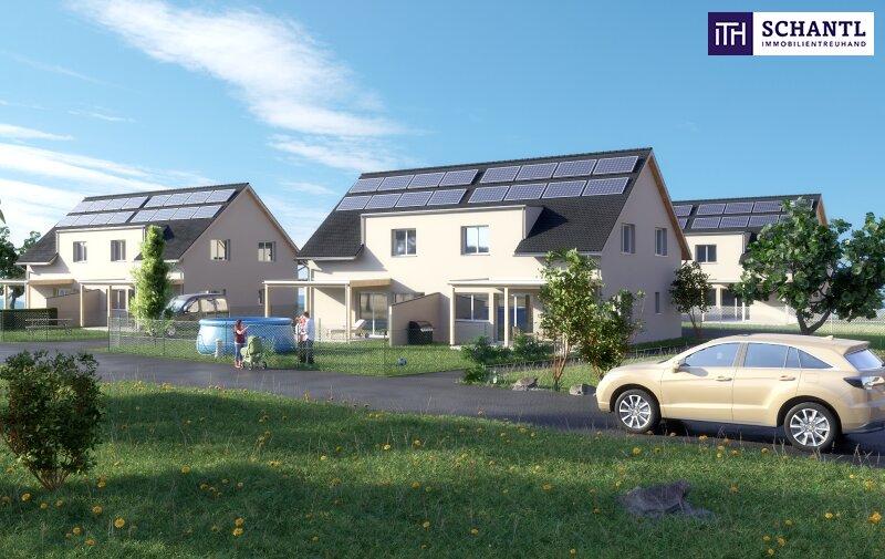 NEU! Hier entsteht Ihr Eigenheim-Traum! Hochwertig - modern - leistbar!