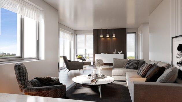 Foto von ++SCHLÜSSELFERTIG++ Perfekt aufgeteilte 4-5 Zimmer Doppelhaushälfte im Zentrum Parndorfs