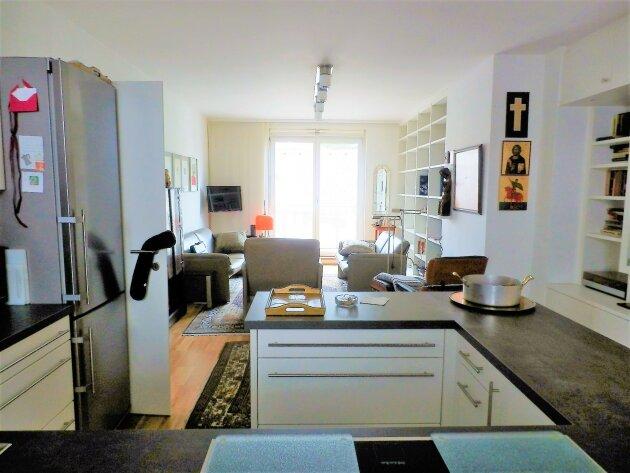 Foto von Neuwertige Balkonwohnung mit 3-4 Zimmern