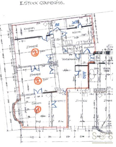 U3 Neubaugasse / schönes Stilhaus / unbefristete 5 Zimmer Wohnung /  / 1070Wien / Bild 5