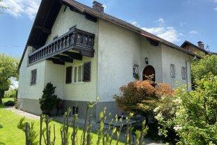 Sehr gepflegtes Wohnhaus in hochwertiger, ruhiger Wohnlage in Ried i.I.