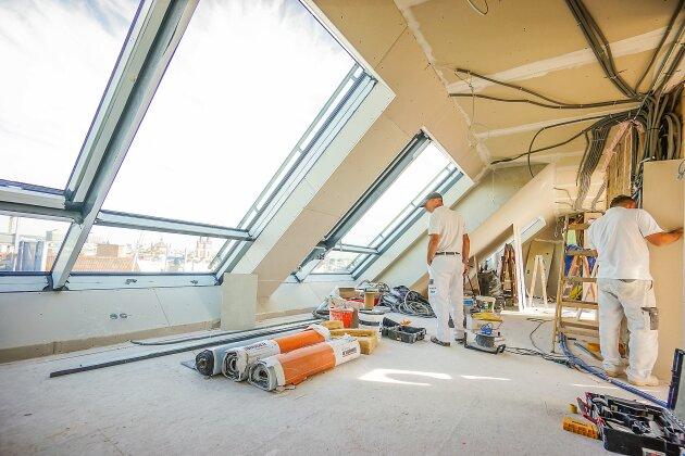 Foto von NEU! ++ 1070 Wien ++ 3 Exklusive Dachgeschosswohnungen mit Panoramablick (Top 15) ++