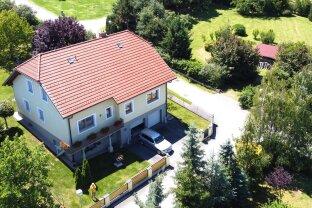 Leistbarer Luxus: neuwertiges Einfamilienhaus mit traumhafter Außenanlage in Fürstenfeld