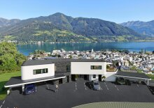 """New construction project """"Lakeview residence"""": 5 luxury apartments with a wonderful view to the lake"""