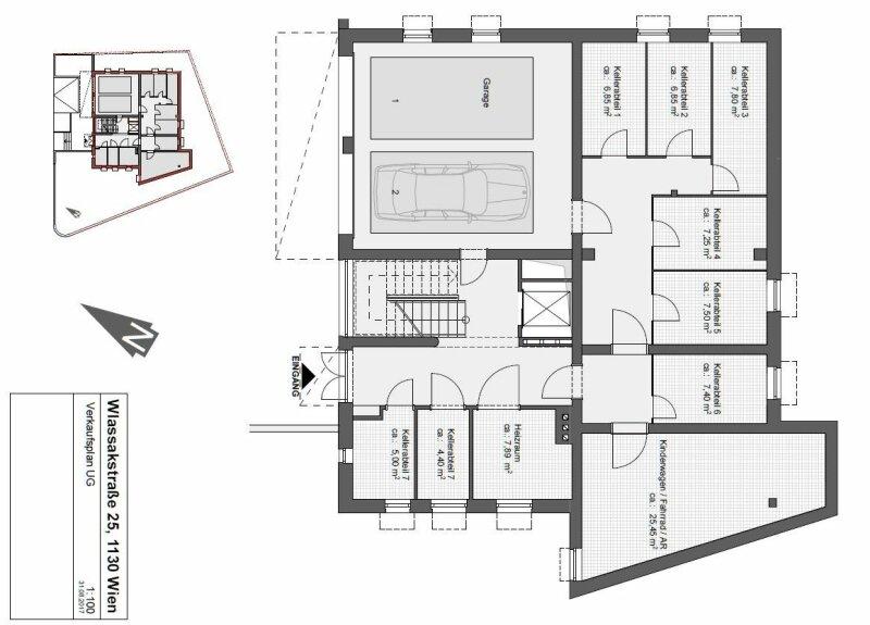 PENTHOUSE mit zwei Dachterrassen und grandiosem Panoramablick  Bj. 2017 /  / 1130Wien / Bild 18