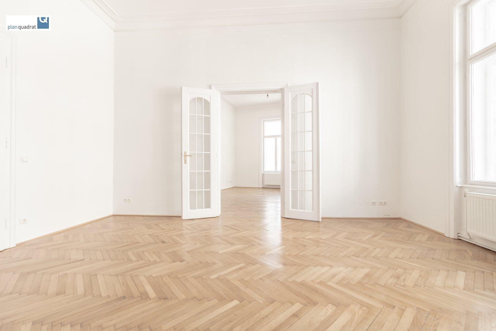 Raum 6 (gem. Grunsrissskizze - ca. 26,40 qm)