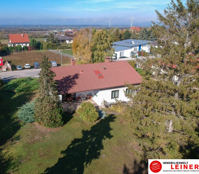 Hof am Leithaberge - 1900 m² Grundstück mit traumhaftem Einfamilienhaus Objekt_10467 Bild_867