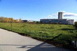 Industriegrundstück von 1.000 m² bis zu 6.500 m² / ab € 1,20 / m²