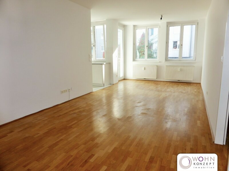 Unbefristeter 3 Zimmer-Neubau + 6m² Südbalkon mit Einbauküche - 1060 Wien /  / 1060Wien / Bild 2