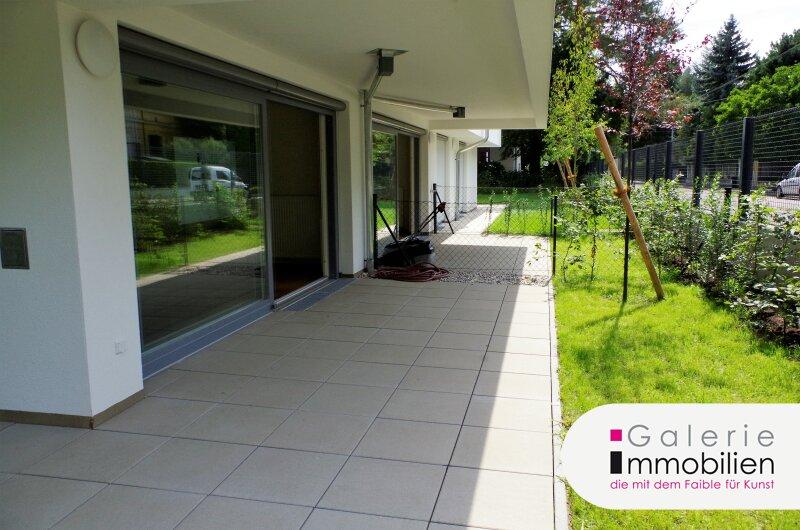 Herzige Neubauwohnung mit Terrasse und Garten in Niedrigenergiehaus - barrierefrei Objekt_26002