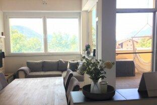 Sonnige 2-Zimmer-Dachterrassenwohnung in Mils