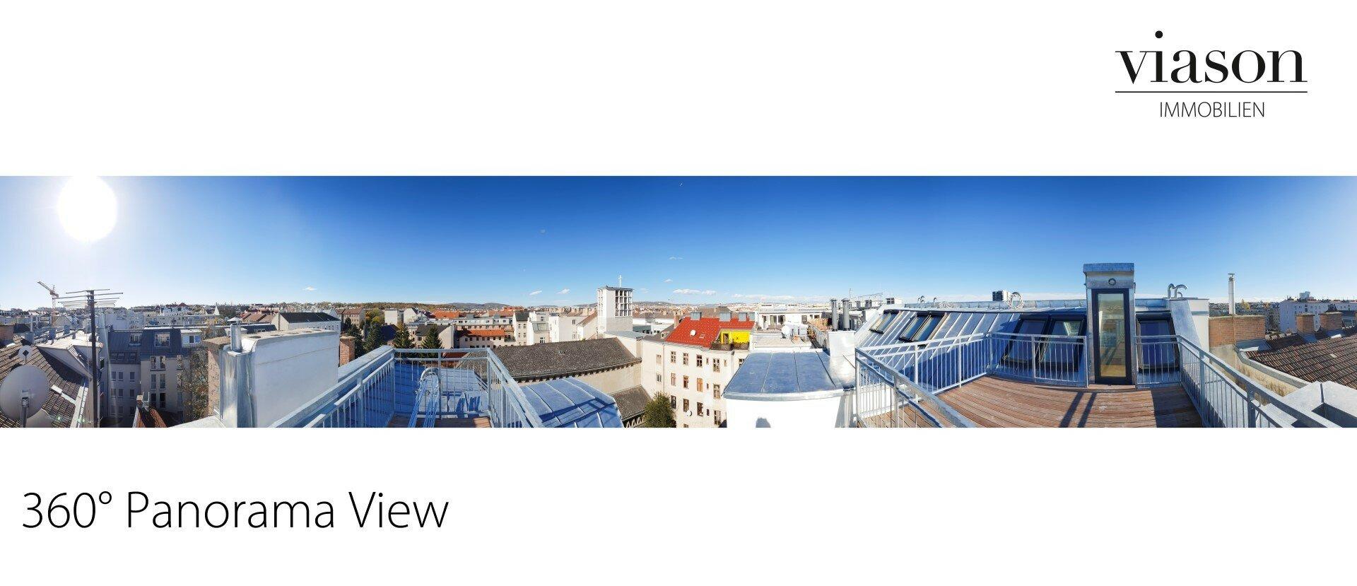360 Grad Panorama View