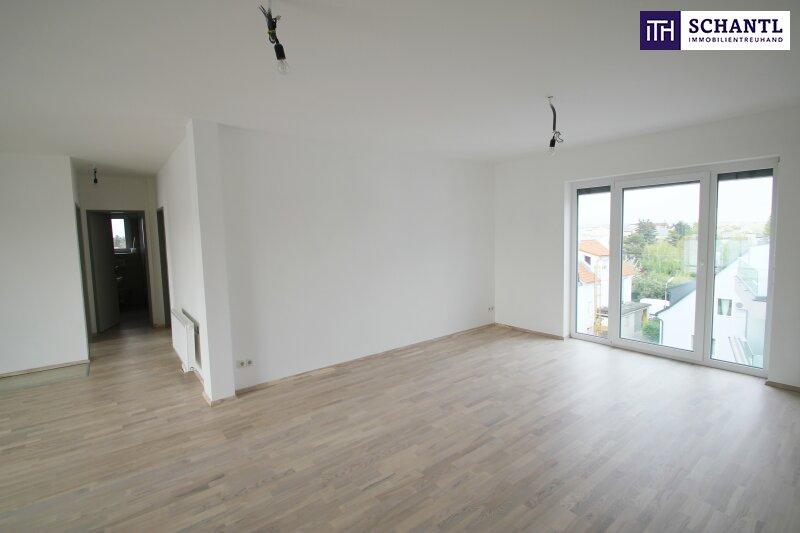 Große Mietwohnung in 1230 Wien - Erstbezug - Perfekte Raumaufteilung + Hochwertige Materialien + Neubau!