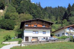 Älteres Einfamilienhaus in sehr schöner Hanglage, Kirchbichl