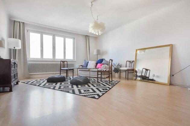 Foto von Perfekt aufgeteilte 3-Zimmer Neubauwohnung direkt auf der Favoriten Promenade (WG-Tauglich!!)