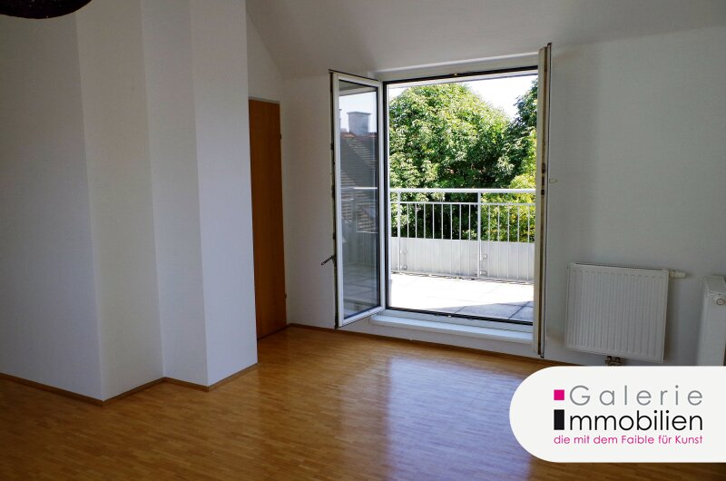 Zauberhafte Terrassenwohnung im Dachgeschoß - Grünblick Objekt_28740
