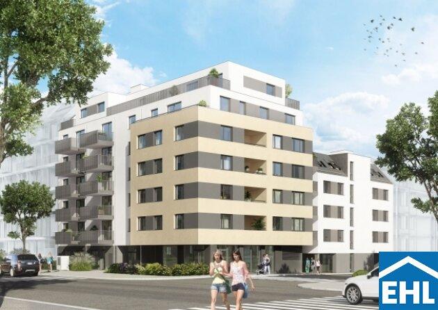 Provisionsfrei: Attraktive Vorsorgewohnungen mit guter Anbindung in Wien Donaustadt