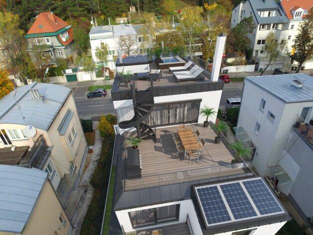 PROVISIONSFREI - Penthouse - 360°-GRÜNBLICK
