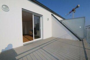 Dachterrassenmaisonette - Erstbezugsqualität