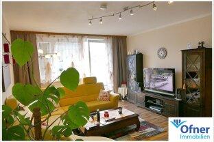 Wunderschöne, helle 3-Zimmer-Wohnung mit Loggia und Fernblick