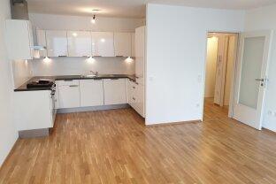 2 Zimmer Wohnung mit neuer Küche, sofort beziehbar, schöner Zustand - gute Aufteilung