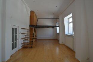 Unbefristete Dachgeschosswohnung in Meidling