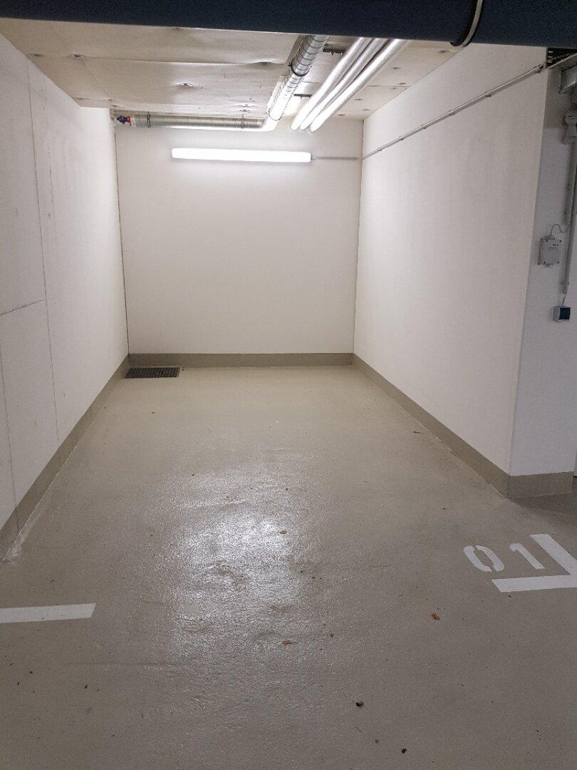 Garagenplatz