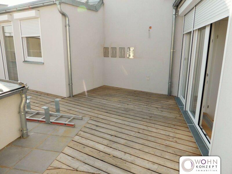 Erstbezug: 95m² Dachausbau + 10m² Terrasse mit Einbauküche - 1090 Wien /  / 1090Wien / Bild 3