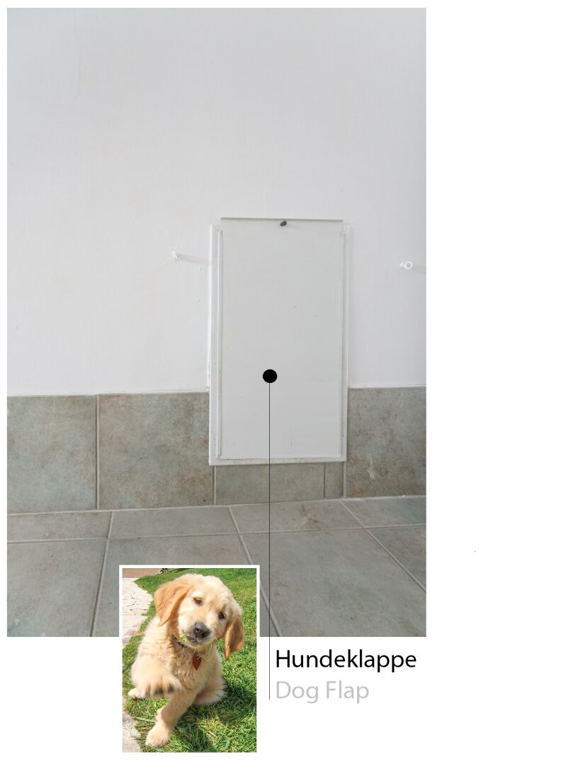 Hundeklappe