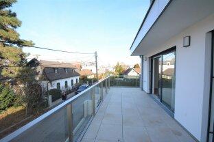 Nähe Alte Donau und Uno City  2-Zimmer-Terrassenwohnung ERSTBEZUG inkl. Neuer Einbauküche