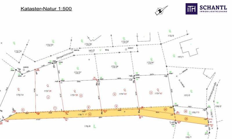 ITH #TOP Preis/Leistungsverhältnis - Grundstück:  Sonnenlage + Gute Infrastruktur + Bestlage in Hart bei Graz ! /  / 8075Hart bei Graz / Bild 5
