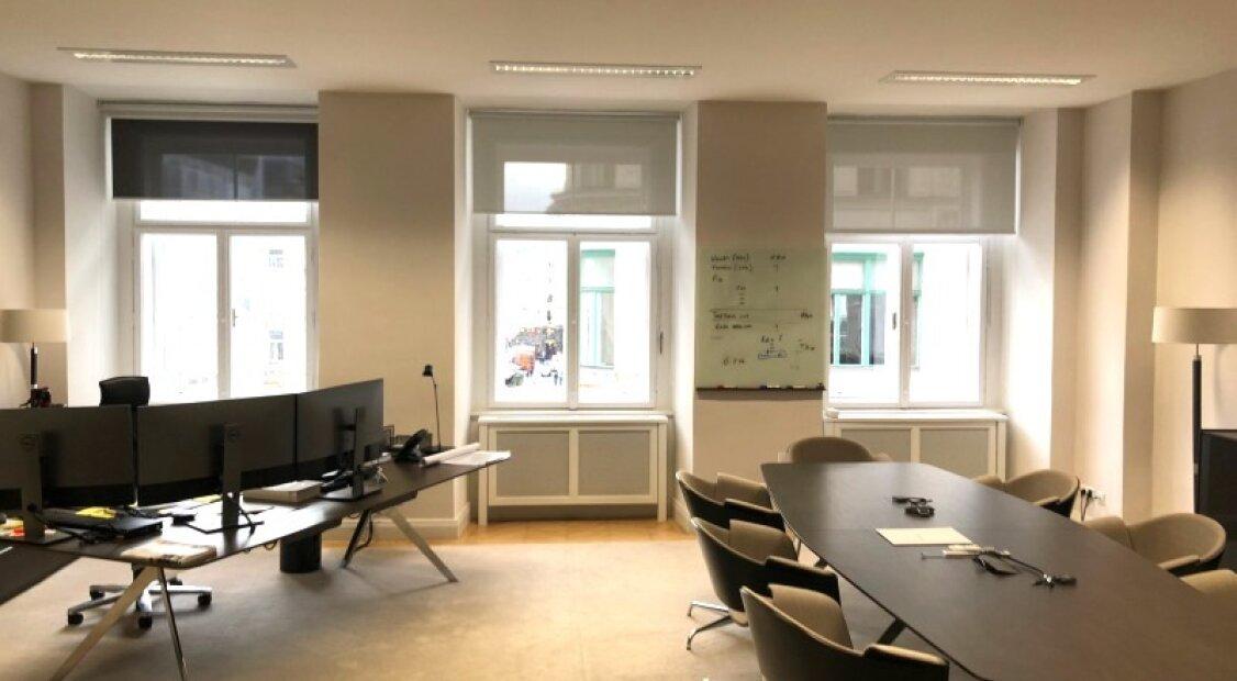 Repräsentatives GRABEN OFFICE mit Blick von den Büros auf den Graben direkt!