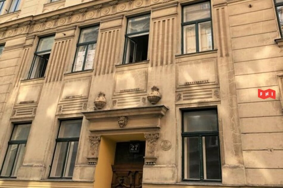 Altbau-Wohnung | 2 Zimmer | Unbefristet