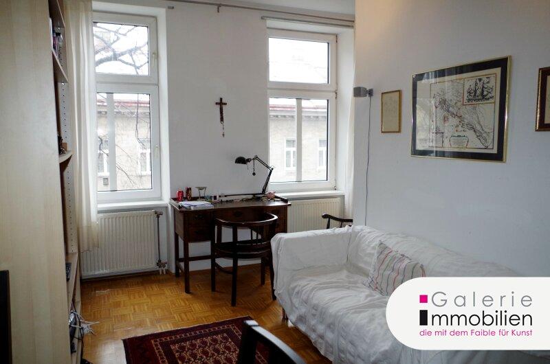 Zentral begehbare 2-Zimmer-Wohnung - Sanierungsbedarf Objekt_29485