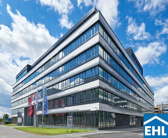 Moderne Büroflächen im EURO PLAZA 6