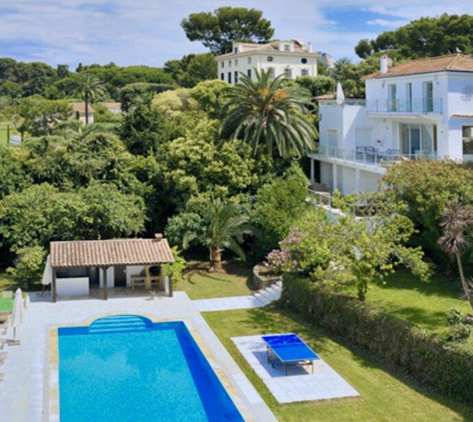 Wohnen an der Côte d'Azur