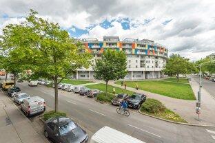 gepflegte 2 Zimmer-Wohnung in unmittelbarer Nähe zur alten Donau - ab 1. August!