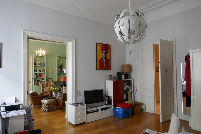 Herrschaftliche Altbauwohnung zwischen Parlament und Rathaus /  / 1010Wien / Bild 1