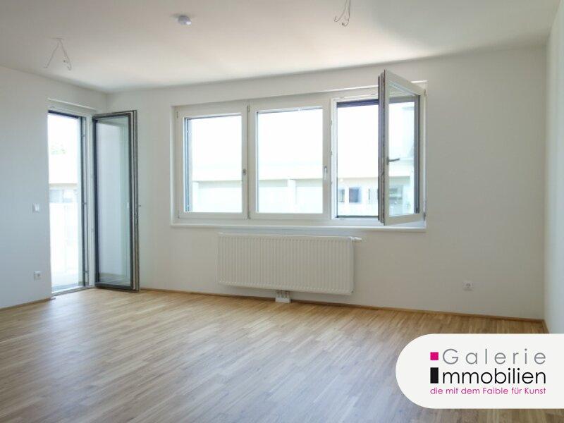 VIDEO: 2-Zimmer-Terrassenwohnung im Erstbezug inkl. Garage, auf Wunsch 10 Jahre Vermietung, barrierefrei! Objekt_30035