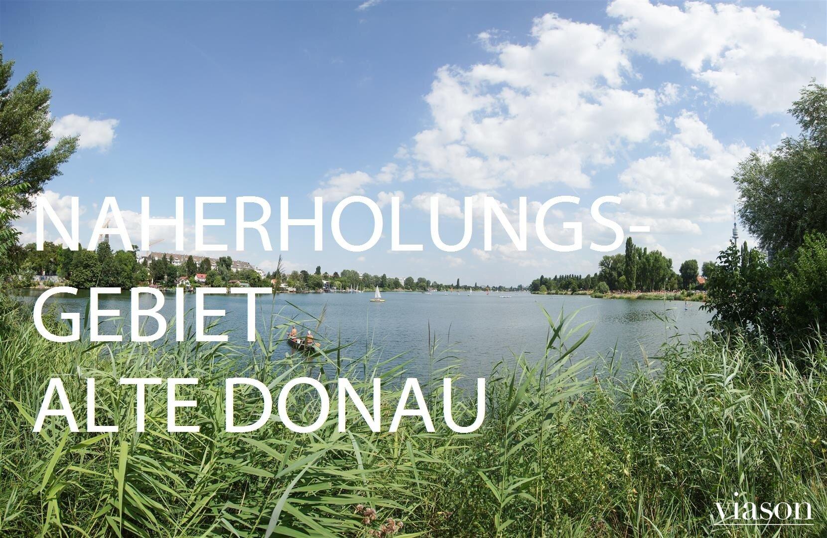 Nähe Alte Donau