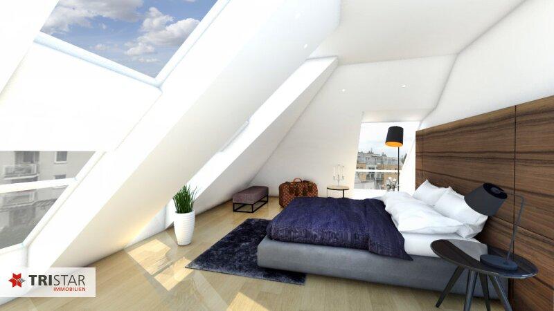 NEU! ++ 3 Zimmer-Dachgeschosswohnung in 1130 Wien, Neubau, Balkon, Dachterrasse mit Wienblick  (Top 8) ++ /  / 1130Wien / Bild 4