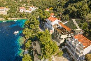Top Immobilienangebot!! Ein Traum am Meer in Kroatien: Vorbereitetes Bauprojekt in herrlicher Lage