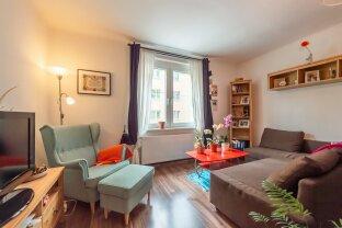 2-Zimmerwohnung unmittelbar bei der Alten Donau ab 01.09 verfügbar // Nordmanngasse