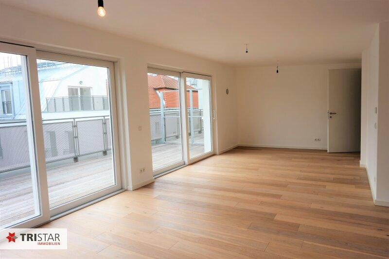 :::Wohnprojekt im Baurecht - Stilvolle Neubaumaisonettewohnung mit zwei Terrassen in absoluter Grünruhelage::: /  / 3400Klosterneuburg / Bild 6